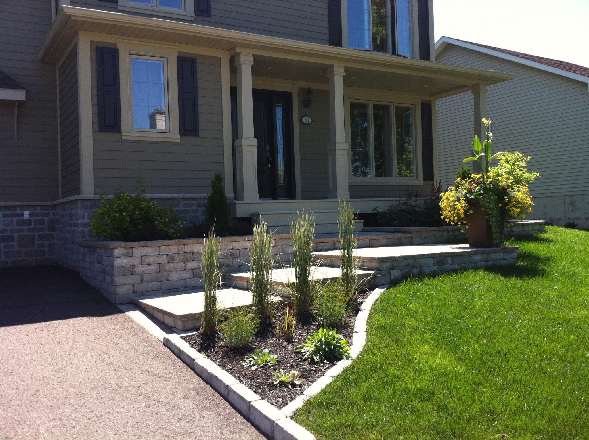 Aménagement Entrée Maison Extérieur quelques trucs pour optimiser l'aménagement de votre façade